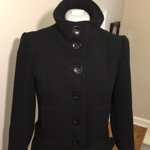 Vintage Bay Wool Blend Coat